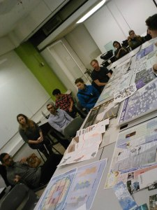 We Are Here - Maps Archive in the classroom