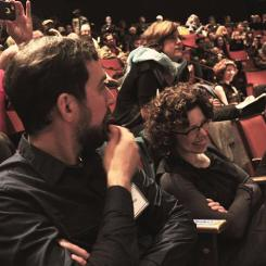 Over 200 attended the May 17th Artists' Congress