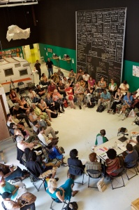 How We Learn events series with Stockyard Institute at Hyde Park Art Center